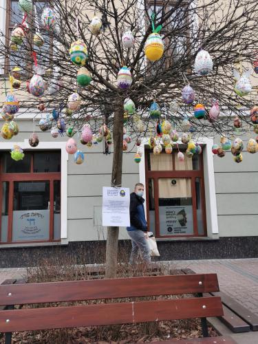 """Akcja """"Pisankowy Desant - Tarnów 2021"""""""