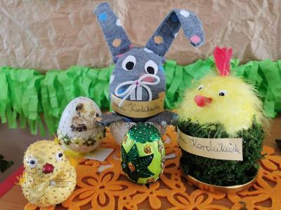 "Konkurs ""Wielkanocne Jajo"""